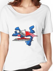 Super Grover At His Best Women's Relaxed Fit T-Shirt