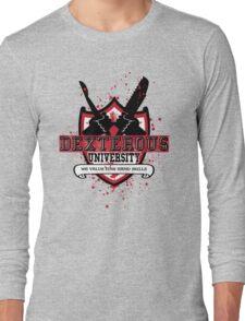 Dexterous Uni Long Sleeve T-Shirt