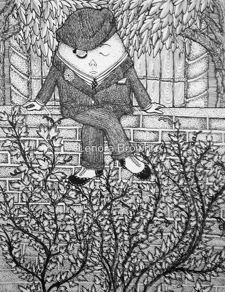 Dapper Dumpty by Lenora Brown