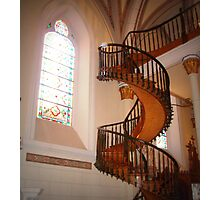 Miraculous Staircase Photographic Print