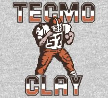 Tecmo Clay by WeBleedOhio