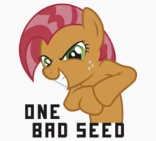One Bad Seed Light Color Tees by redfed0