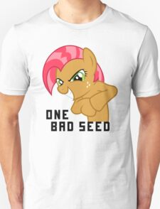 One Bad Seed Light Color Tees Unisex T-Shirt