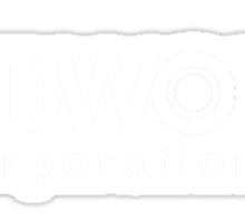 Badwolf2 Sticker