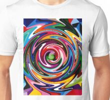 multi-coloured craze Unisex T-Shirt