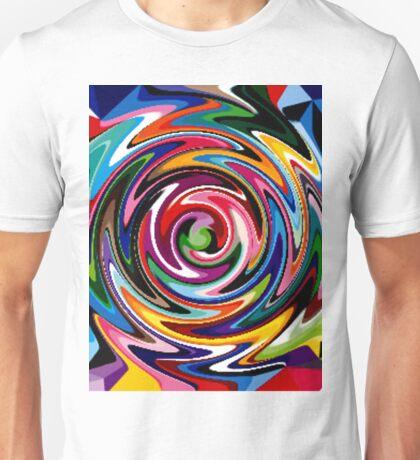multi-coloured craze Unisex T-Shirt