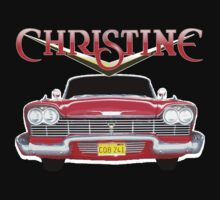 Christine - Stephen King by John Garcia