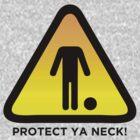 Protect Ya Neck! (Brazilian Jiu Jitsu) by bammydfbb