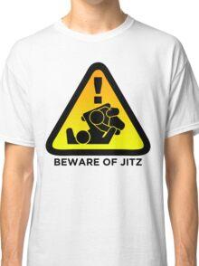 Beware of Jitz (Jiu Jitsu) 2 Classic T-Shirt