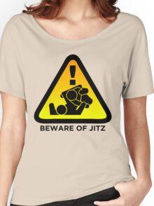Beware of Jitz (Jiu Jitsu) 2 Women's Relaxed Fit T-Shirt