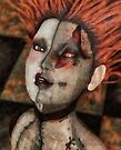 Disfigured Doll by Liam Liberty