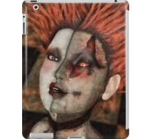Disfigured Doll iPad Case/Skin