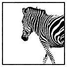 Zebra by Wendi Donaldson Laird