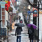 Snow day - Alexandria, Virginia by Matsumoto