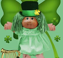 CABBAGE PATCH DOLL GOES IRISH by ╰⊰✿ℒᵒᶹᵉ Bonita✿⊱╮ Lalonde✿⊱╮
