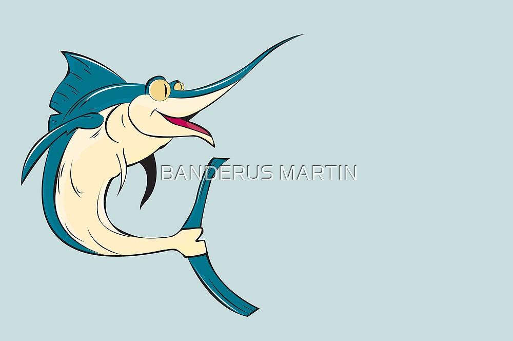 Swordfish by Ignasi Martin