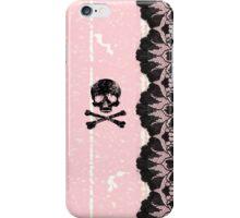 Dead Girl 1 iPhone Case/Skin