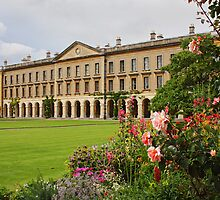 Summer in Oxford by Irina Chuckowree