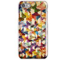 Flutterbys iPhone Case/Skin
