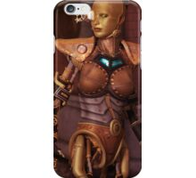Steampunk Android iPhone Case/Skin
