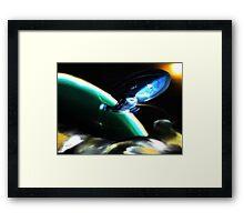 Star Trek Voyager Print Framed Print