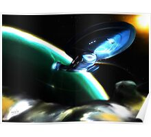 Star Trek Voyager Print Poster