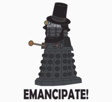 Abraham Dalek Kids Clothes
