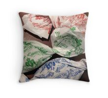 Amaretti 1 Throw Pillow