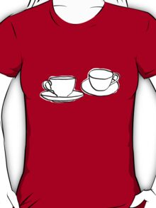 Two Tea Cups T-Shirt