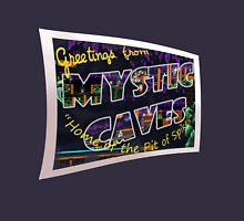 Greetings from 'Mystic Caves'! Unisex T-Shirt