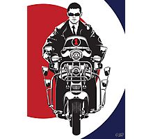 We are the Mods Photographic Print