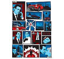 Bond Photographic Print