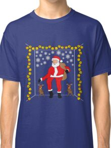 Christmas Eve Bling  Classic T-Shirt