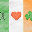 I Love Ireland by studenna
