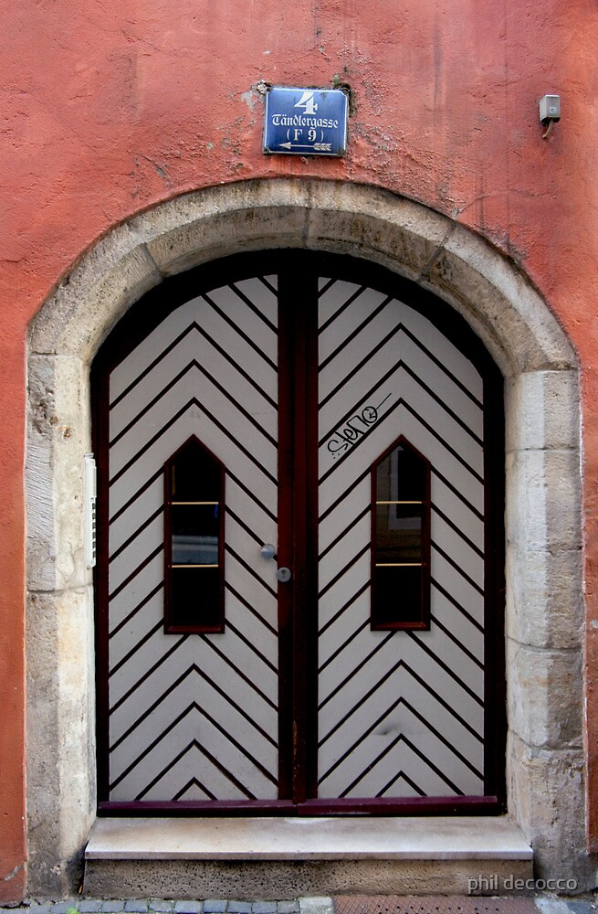 4 Candlergasse by phil decocco