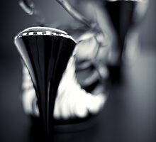 High heeled blues... by Bob Daalder