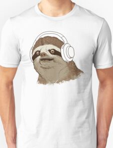 What is a sloths favourite music? Unisex T-Shirt