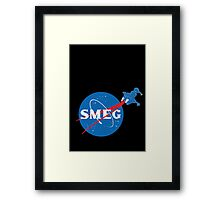 SMEG Framed Print