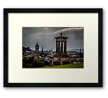Hill Framed Print