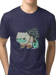 Poke'Sassin - Altiar Full Colored Tri-blend T-Shirt