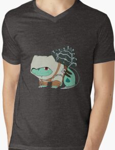 Poke'Sassin - Altiar Full Colored Mens V-Neck T-Shirt