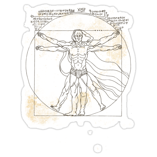 The Vitruvian Engineer(3) by bethany9