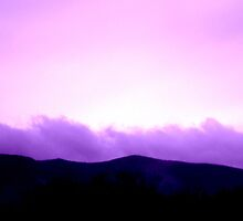 PURPLE MOUNTAIN MAJESTY by ctheworld
