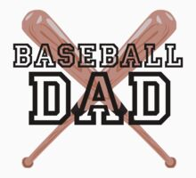 Baseball Dad by shakeoutfitters