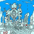 Demon Corpse Castle by RomanHelmet