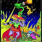 Sorceress by RomanHelmet
