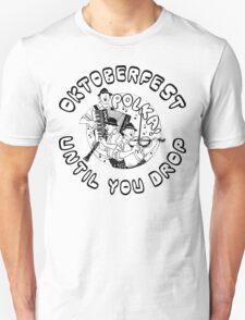 Oktoberfest Polka Unisex T-Shirt