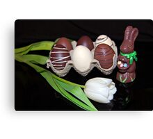 Easter Goodies Canvas Print