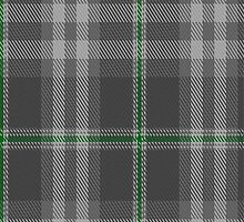 00710 Ailsa Grey Fashion Tartan Fabric Print Iphone Case by Detnecs2013