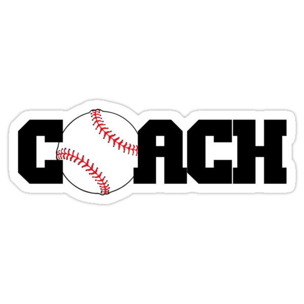 Baseball Coach by shakeoutfitters